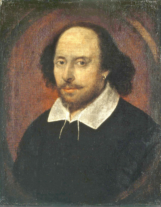 William Shakespeare piercing