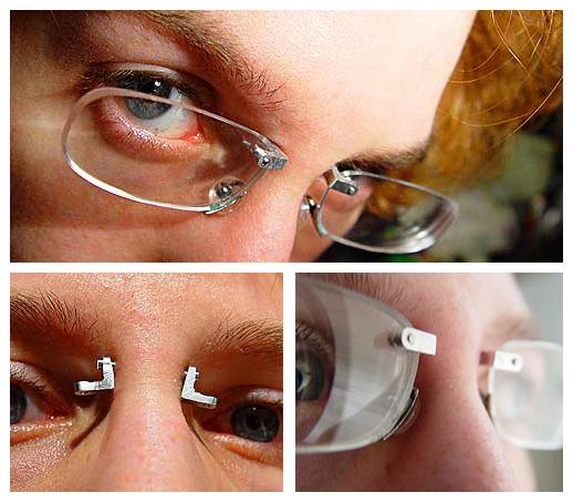 Prvé piercingové okuliare na svete